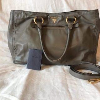 b8aee3bda5ad Prada Handbag – Current sales – Barnebys.com