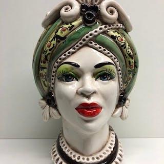 Caltagirone - Keramik-Objekt - Keramik