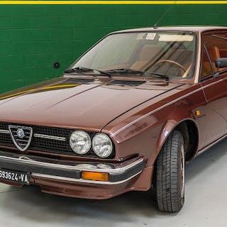 Alfa Romeo - Alfasud 1.5 Plus Sprint - 1981