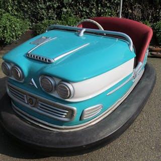 Gebr Ihle Cadillac Bumper Car - 1962