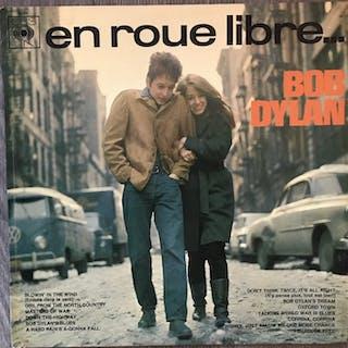 Bob Dylan - En Roue Libre... - The Freewheelin' - LP album - 1963