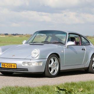96c6d57e43d4 Porsche - 911 Carrera 2 Coupé (964) in perfecte conditie ! - 1991