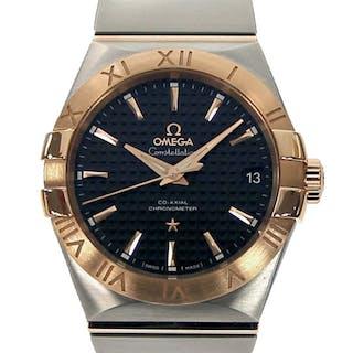 Omega - Constellation - 123.20.38.21.01.001 - Men - 2012
