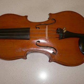 Keiner-viool - Violin - Germany - 1924