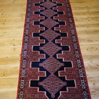 Bidjar - Teppich - 263 cm - 73 cm