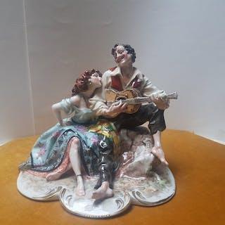 Napoli - Scultura (1) - Porcellana