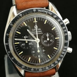 Omega Speedmaster Professional Moonwatch Straight Current