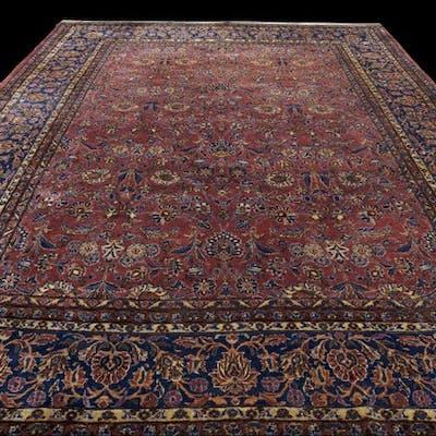Kashan Manchester - Tappeto - 360 cm - 270 cm