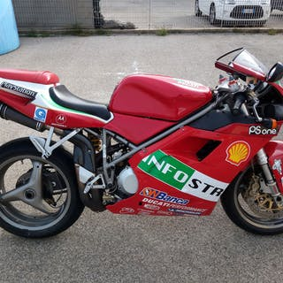 Ducati - 748 - 750 cc - 2002