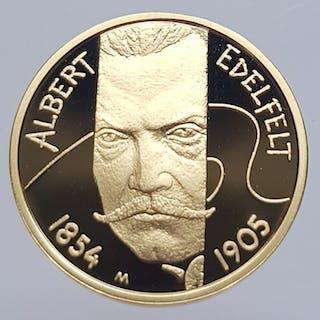 Finland - 100 Euro 2004 Albert Edelfelt - Gold