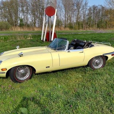 Jaguar - E-type Cabrio 4.2- 1969