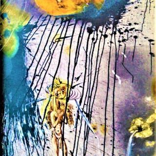 Salvador Dalí - Biblia ilustrada - 1966