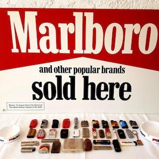 38 Items - Large Marlboro Colletion...
