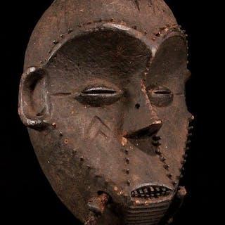 Mask - Wood - NGBAKA - Congo
