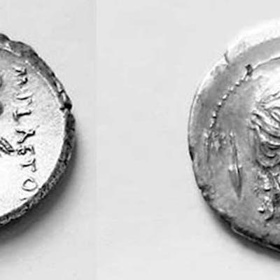 Repubblica romana - Denario
