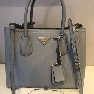 cf9ea3782 Prada - Double Shoulder bag – Current sales – Barnebys.com
