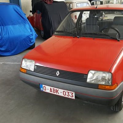 Renault - 5 GTL - 1986