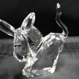 a5327599d Swarovski - 6 Lovlots met doos & certificaat - Crystal – Current sales –  Barnebys.com