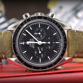 Omega Speedmaster Professional Moonwatch Ref Current Sales