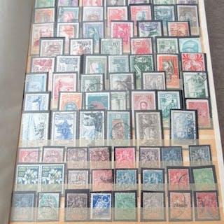 Anciennes colonies françaises - Collection de timbres