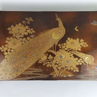 Bundi (1) - Holz - Japan - Meiji Periode (1868-1912)