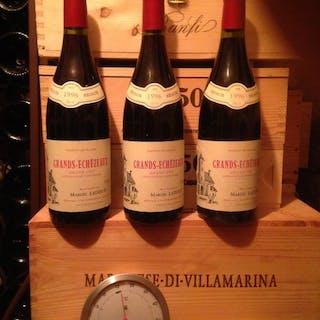 1996 Grands-Echezeaux Grand Cru - Marcel Ladoux - Bourgogne - 3 Bottles (0.75L)
