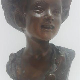 Da il modello di Giovanni De Martino - Fonderia de Martino - Bust