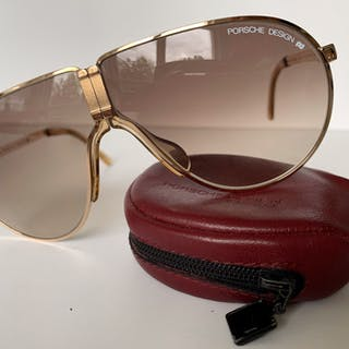5fe7ea3c19a9a Porsche Design - Scarface - Foldable Sunglasses – Current sales –  Barnebys.com