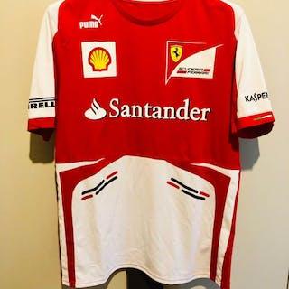 Vestiario - Ferrari - F1 - Formula 1 - Scuderia Ferrari...