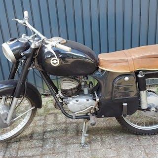 Zündapp - Danuvia - 125 cc - 1955