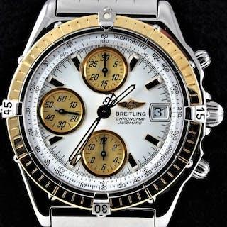 Breitling - CHRONOMAT - Gold/Steel Chronograph - Automatic - Ref