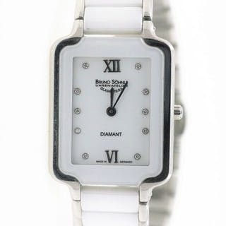 Bruno Söhnle Glashütte- Diamanten Uhr - 0177 - Damen - 1990-1999