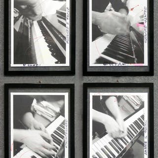 Giuseppe Chiari (1926-2007)  - Amare il suono, 1978