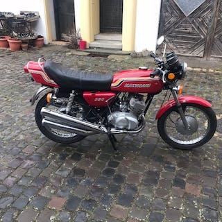 Kawasaki - S2 350 - 350 cc - 1972