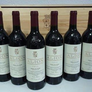 2015 Vega Sicilia Alion - Ribera del Duero - 6 Botellas (0,75 L)