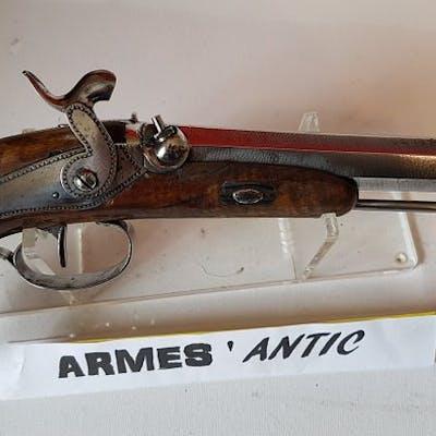 France - duel - Pistolet
