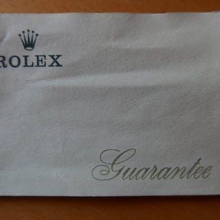 Rolex - GUARANTEE1971 - ENGLISCH - Herren - 70 ger