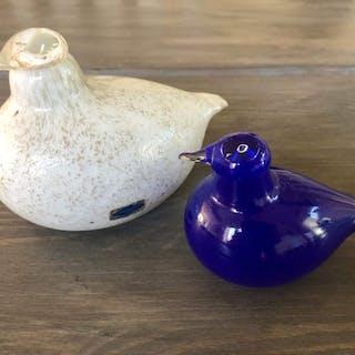 Oiva Toikka - Iittala - Figurine(s) - Glass