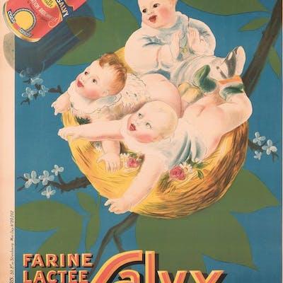 Cometi - Farine Lactee Salvy - 1926