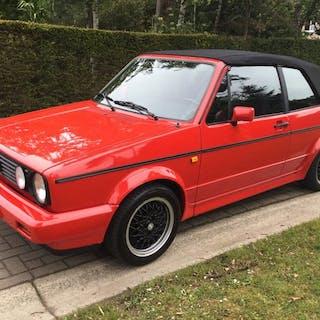 Volkswagen - Golf 1 Cabriolet SPORTLINE- 1991