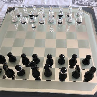 chess game - Crystal