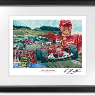 Ferrari - Formula One - 7 Volte Campione del Mondo...