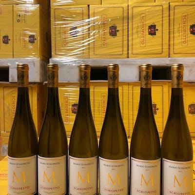 2017 Schiopetto, Mario - Friuli Venezia Giulia - 6 Bottle (0.75L)