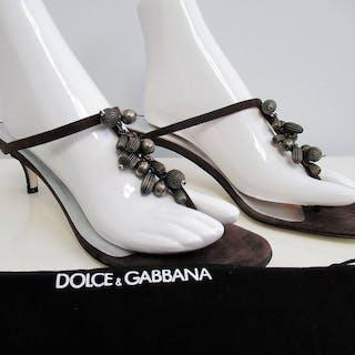 Dolce & Gabbana Sandali - Taglia: IT 38,5