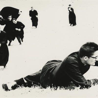 """Mario Giacomelli (1925-2000) - """"Io non ho mani che mi accarezzino il volto"""""""