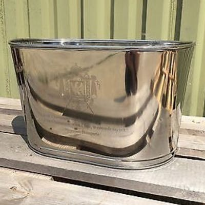 XL Napoleon and Lily BOLLINGER Champagne bucket cooler...