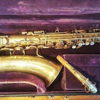 Martin - Indiana RMC - Alto saxophone - United States of America - 1960