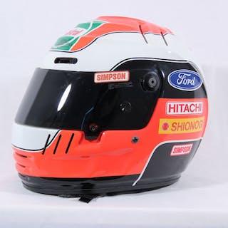 Lotus - Formula One - Johnny Herbert - 1993 - Helmet