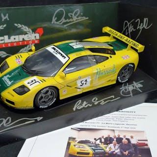 24h Le Mans - McLaren F1 GTR
