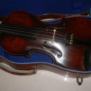 Placht-viool - Violin - Germany - 1803